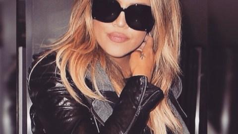 Khloe Kardashian Goes Blonde   StyleCaster