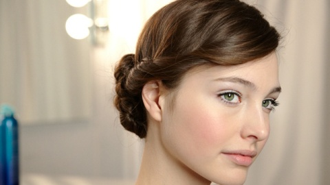 Get A Fancy Updo For Your Next Date Night | StyleCaster