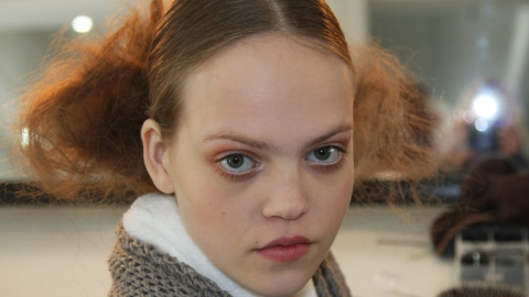 Dramatic Eyes & Big Hair At 3.1 Phillip Lim & Marchesa   StyleCaster