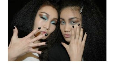 Runway Inspired Nails: 5 Of Our Favorite Trends For Fall '11 | StyleCaster