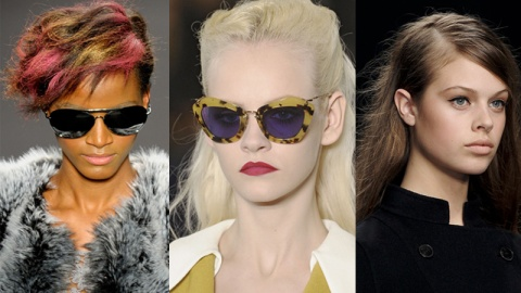 Fall 2011 Beauty: From Braids To Lush Lashes, We Sum It Up   StyleCaster