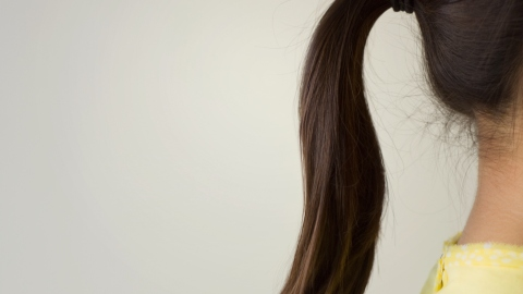 Wearing Your Hair Up: Have You Been Damaging Your Hair? | StyleCaster