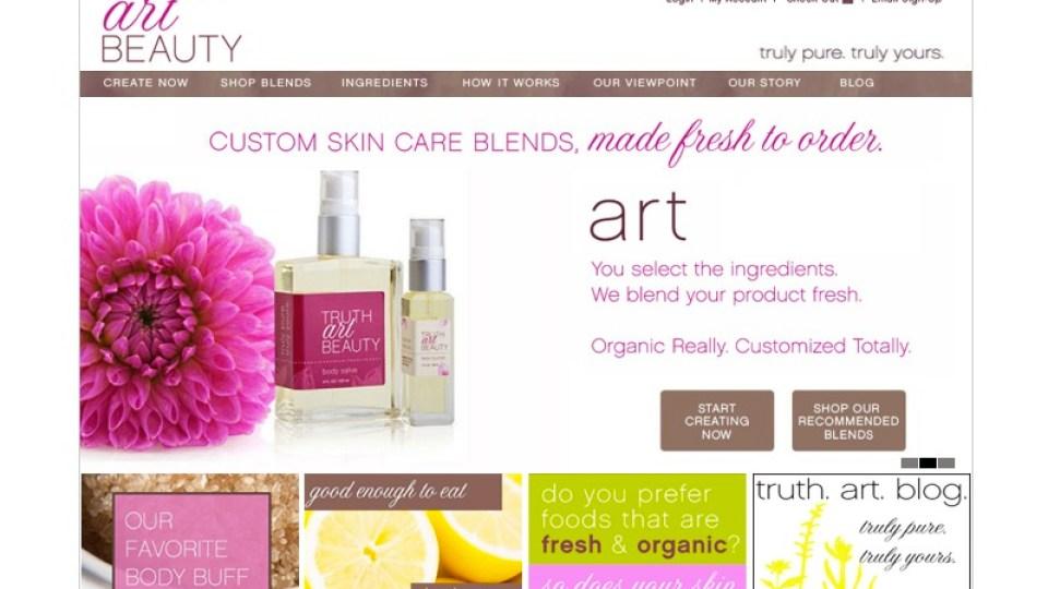 Truth Art Beauty: Organic Skincare You Co-Create | StyleCaster