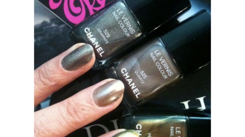 Chanel's Fall 2011 Complete Nail Collection Preview! | StyleCaster
