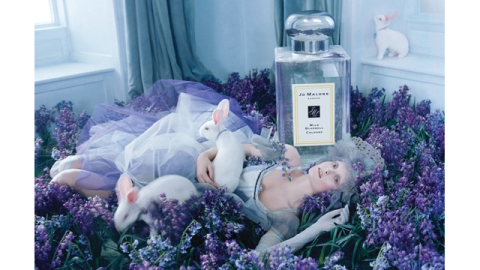 Jo Malone's Wild Bluebell Ad Campaign Has The Cutest Bunnies   StyleCaster