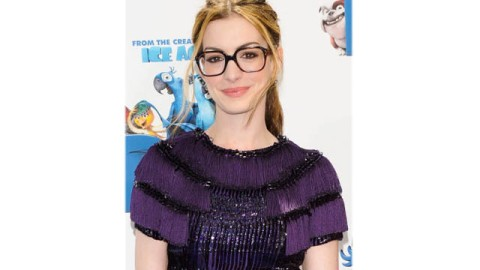 """The Best Makeup to Wear with Your """"Nerd"""" Glasses   StyleCaster"""