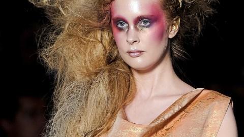 London Fashion Week's Craziest Beauty Looks So Far | StyleCaster