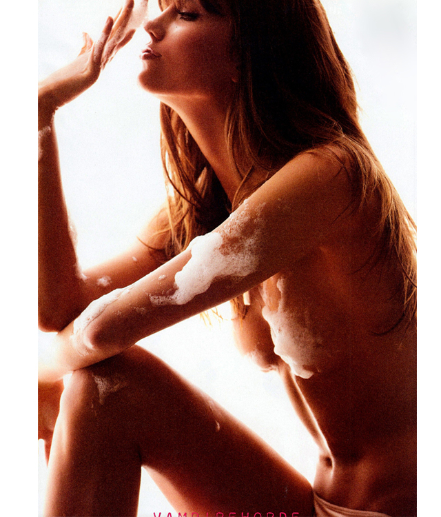 Kloss nude karlie Karlie Kloss