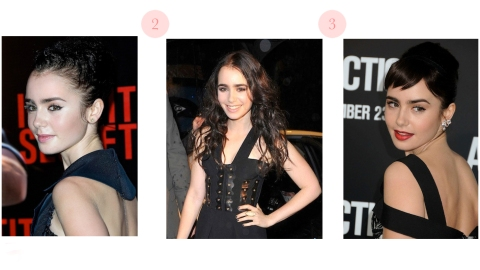 The Many Looks of Lily Collin's 'Abduction' Premiere Tour | StyleCaster