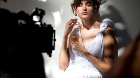 Go Behind the Scenes of Bottega Veneta's Fragrance Campaign | StyleCaster
