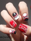 Nail Art Inspiration From Your TV Set