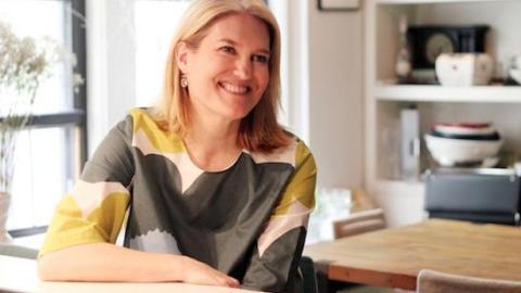 W Magazine Beauty Director Jane Larkworthy is One Cool Lady   StyleCaster
