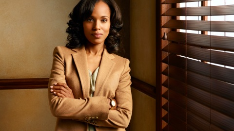 """The Makeup Secrets Stolen From the Set of """"Scandal"""" 