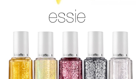 On the Ninth Day of Chrismukkah: Essie LuxEffects Collection | StyleCaster