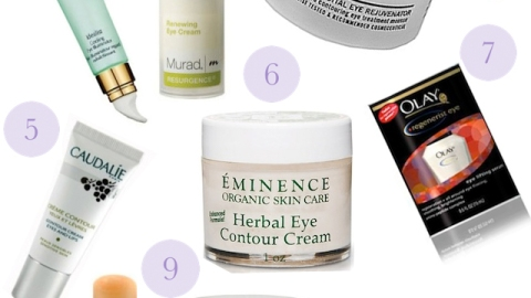 Our Top 10 Eye Creams to Cover Up That Late Night Party   StyleCaster