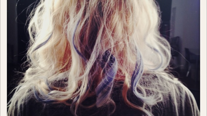 Hair Chalking: We Tested Out the New Color-Craze