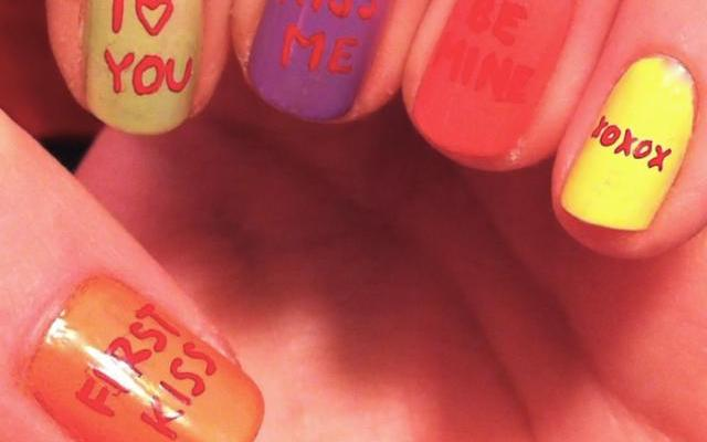 20 Valentine's Day Manicures He'll Love