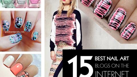 15 Best Nail Art Blogs on the Internet | StyleCaster