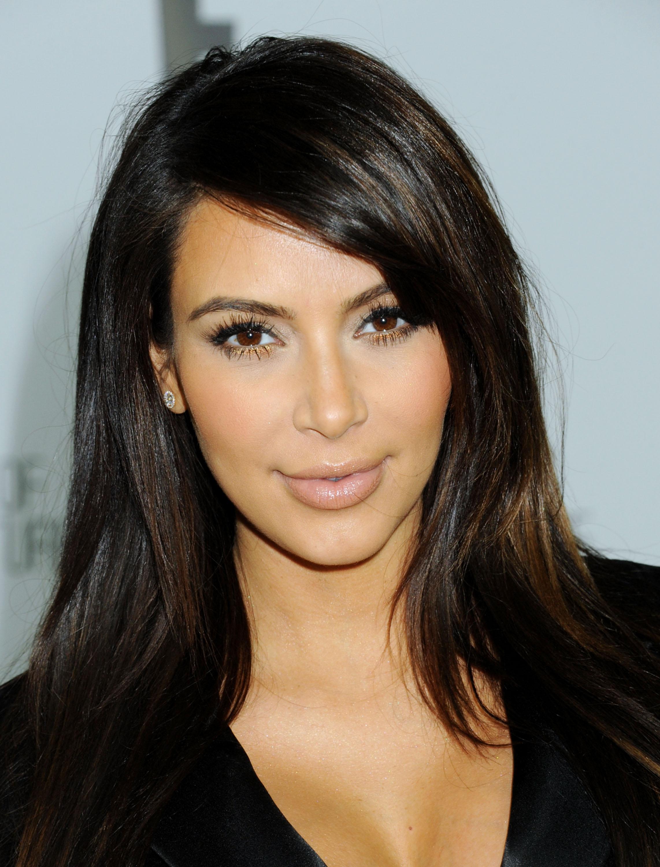 Kim Kardashian Smokey Eye How To | StyleCaster