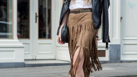How to Really Wear Fringe This Season  | StyleCaster