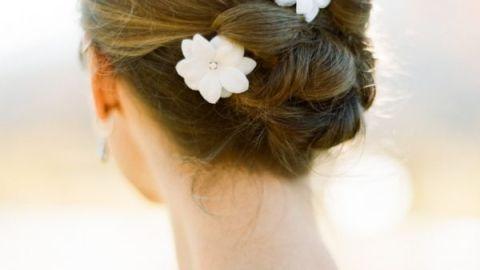 10 Wedding Updos From Pinterest   StyleCaster