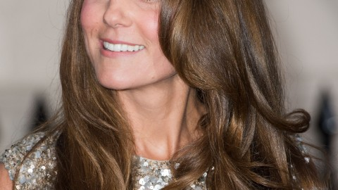 15 GIFs of Kate Middleton's Hair Looking Perfect | StyleCaster