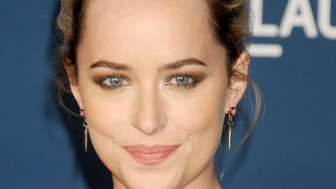 Beauty Buzz: 'Fifty Shades' Actress Goes Brunette, Ashley Olsen's Makeup Tricks, More   StyleCaster