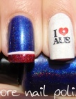 Cheer On Your Favorite Olympic Team With Nail Art