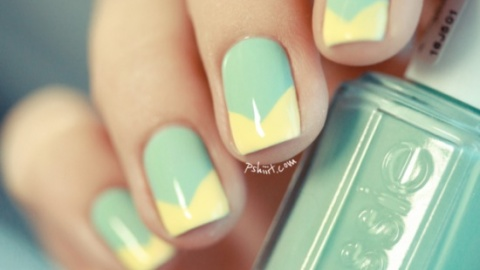 Spring Nail Art That Will Get Your Tips Noticed | StyleCaster