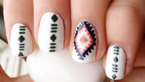 10 Nail Art Ideas For Coachella | StyleCaster