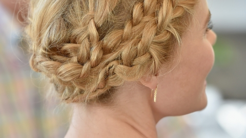 Braid Ideas: Kate Bosworth's Updo Is Insanely Pretty | StyleCaster