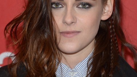 Kristen Stewart Dyed Her Hair Orange: Could This Spark the Next Hair Color Trend?   StyleCaster