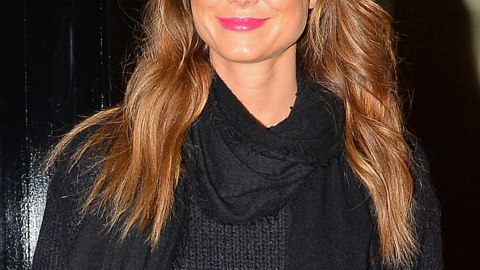 Beauty Buzz: Stacy Keibler Goes Brunette, Hilary Rhoda Copies Beyonce's Haircut, More | StyleCaster