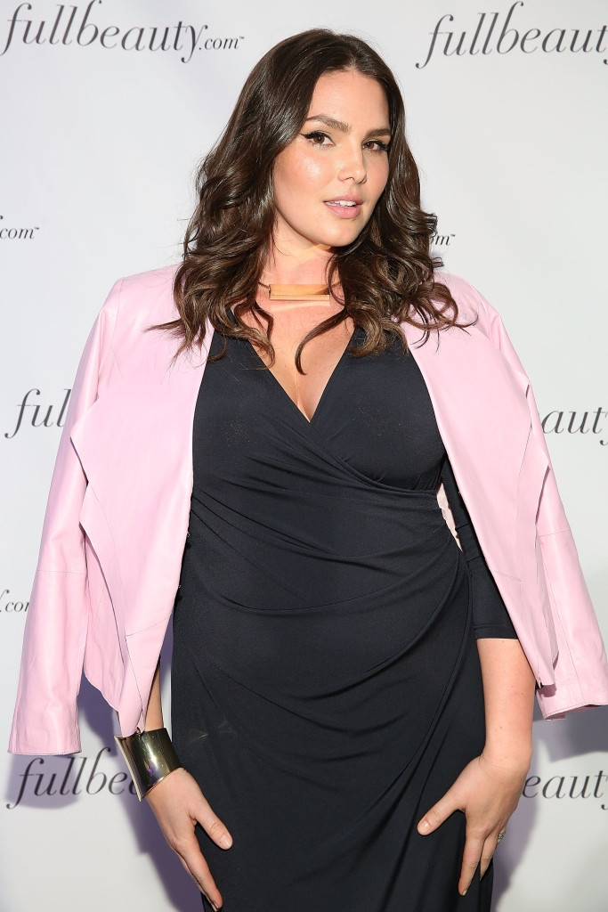 Candice Huffine red carpet photo