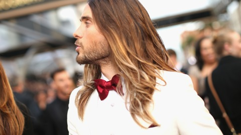 Jared Leto's Oscars Hair: How to Get His Waves For Yourself | StyleCaster