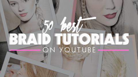 50 Best Braid Tutorials on YouTube | StyleCaster