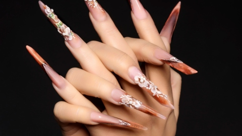 How To Resurrect Your Manicure-Ravaged Nails   StyleCaster