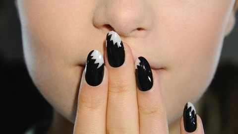 NYFW Spring 2013 Nail Art: We Wrap Up the Best of the Week | StyleCaster