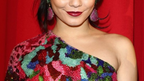 Vanessa Hudgens' Glam Night Out Look Teaches Us a Thing or Two | StyleCaster