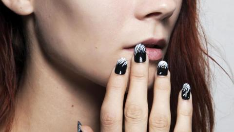 Easy Nail Art You'll Love For Fall | StyleCaster