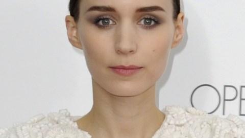 Best of the Week: Rooney & Kate Mara Rock Sleek Chignons   StyleCaster
