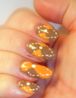 Thanksgiving Nail Art: Get Turkey-Ready With These Designs