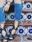 40 Killer Ways to Wear Baggy Jeans