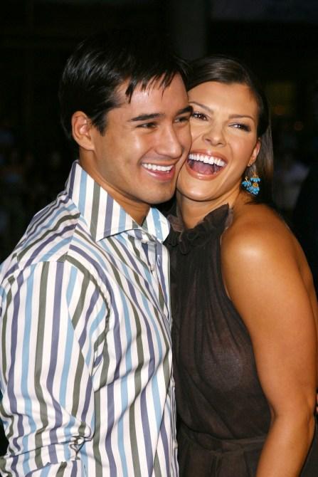 Ali Landry, Mario Lopez