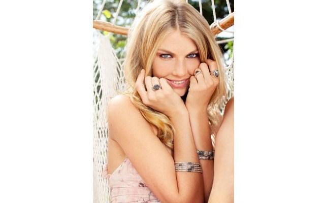 Angela Lindvall Talks Her Jewelry Line, Holistic Beauty & Argan Oil Awesomeness