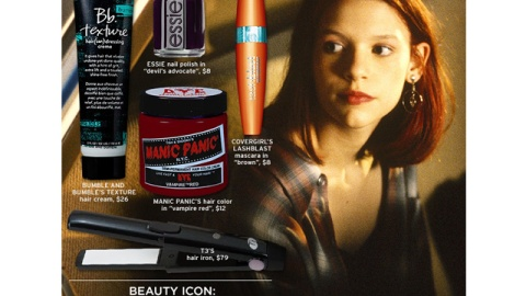 Beauty High's Daily Top 10: Get Angela Chase's Look, Behind Chloe's Scent & More | StyleCaster