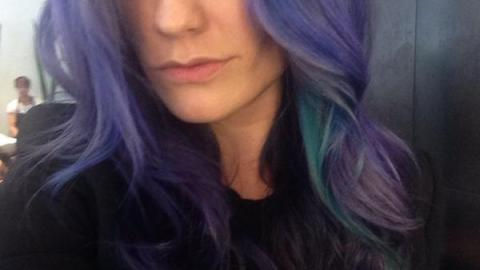 Celebrities With Purple Hair: A Complete Guide | StyleCaster