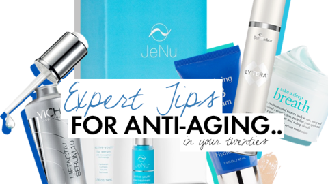 Why You Need to Start Using Anti-Aging Products in Your Twenties | StyleCaster