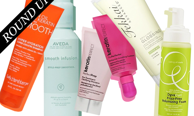 No Funny Frizz-ness: The Best Products to Tame Your Mane