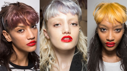 Craziest Beauty Looks From LFW | StyleCaster